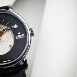 d2f835d391f VIDEO  Rado s off-centre DiaMaster proves that life isn t always balanced