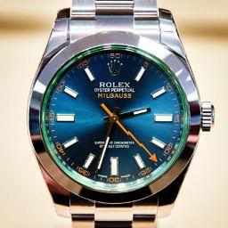 HANDS-ON: The Rolex Milgauss Z-Blue – the rebel Rolex