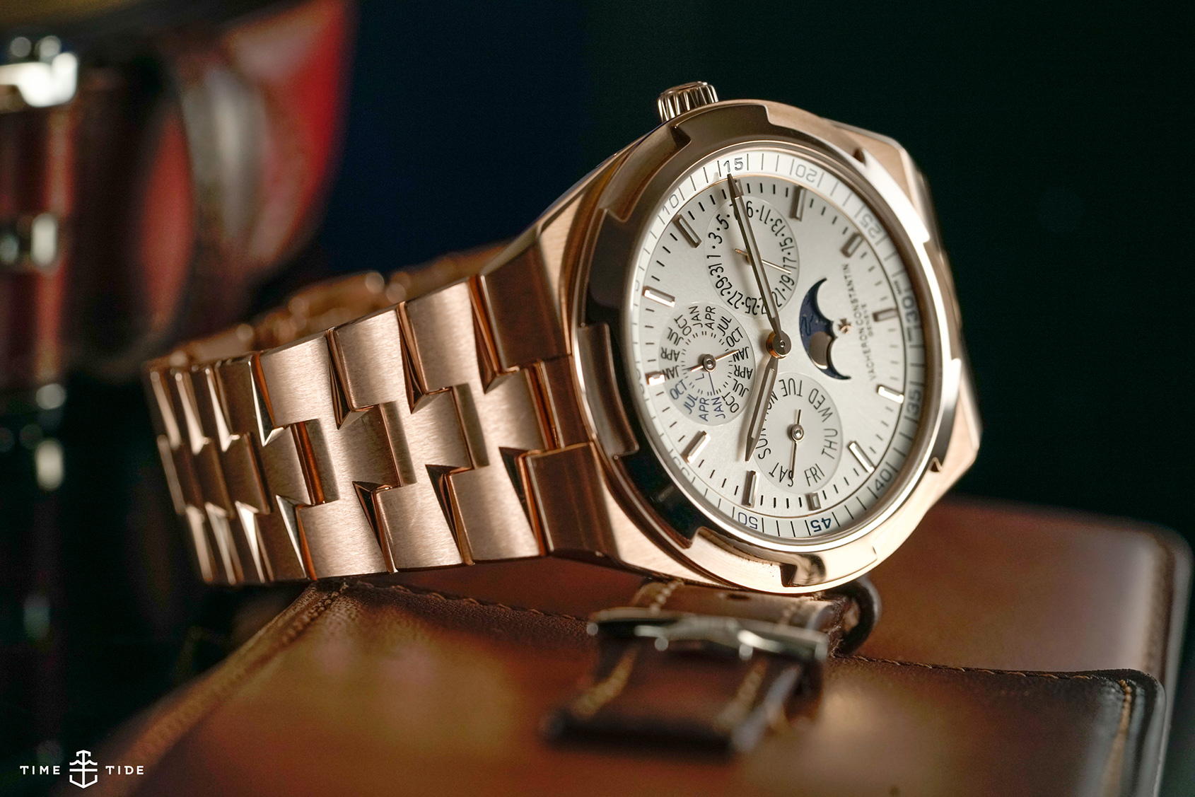 Vacheron Constantin Overseas Perpetual Calendar Ultra-Thin Review
