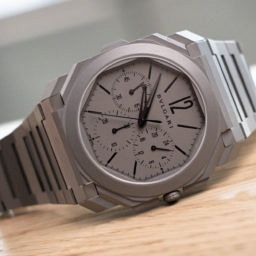 14fec8bd0fa3 HANDS-ON  Thin just got complicated with the Bulgari Octo Finissimo  Chronograph