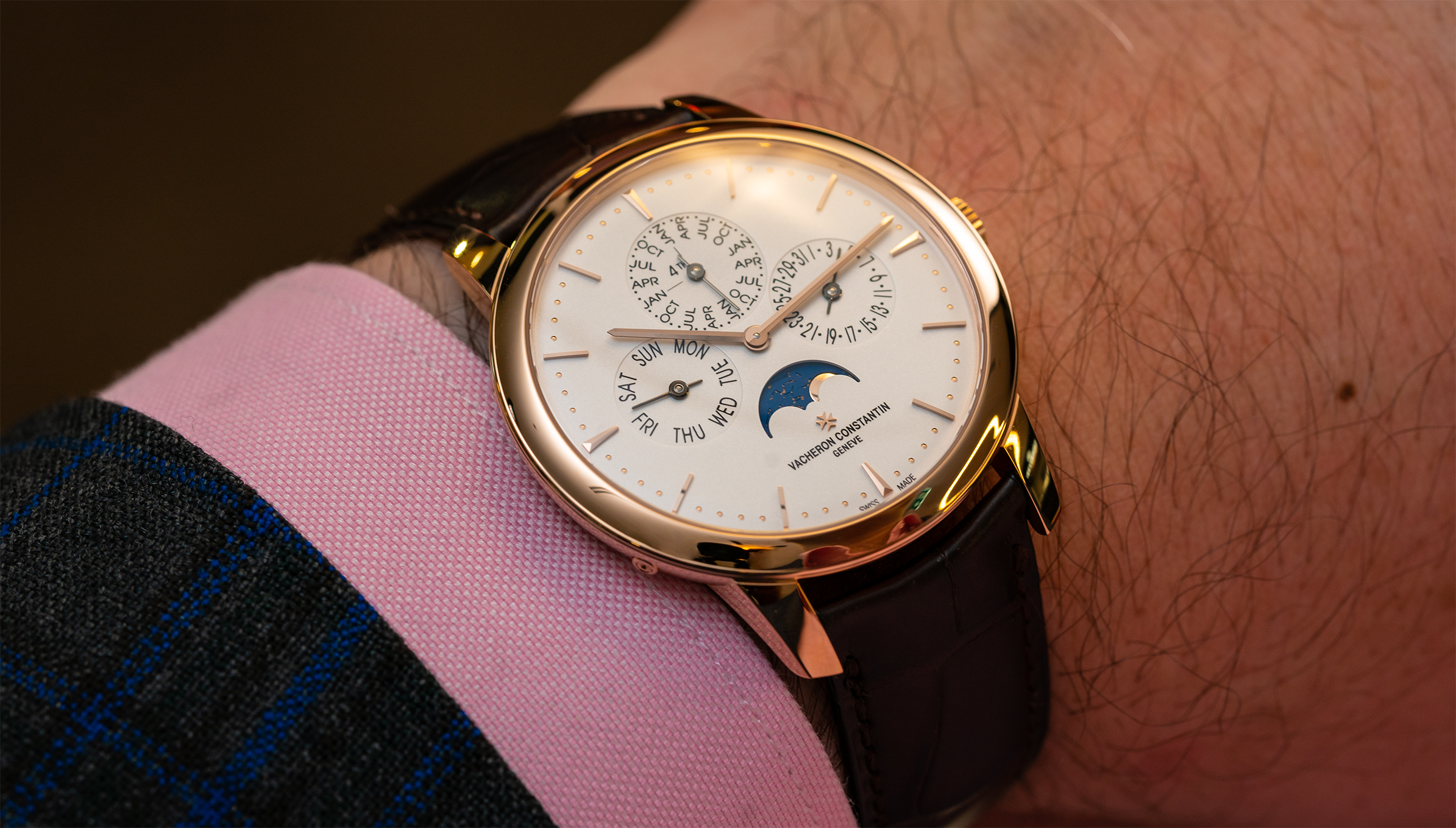 VIDEO: Up close and personal with 3 very complicated Vacheron Constantin  watches | Time and Tide Watches
