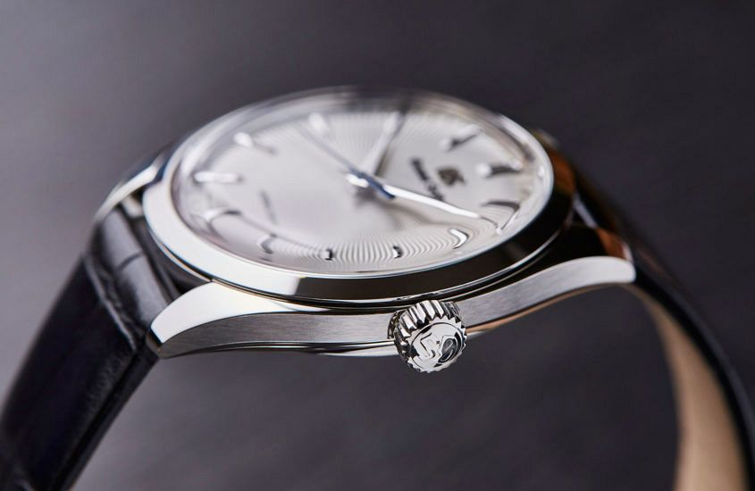 Slender and springy – the Grand Seiko Spring Drive SBGY003