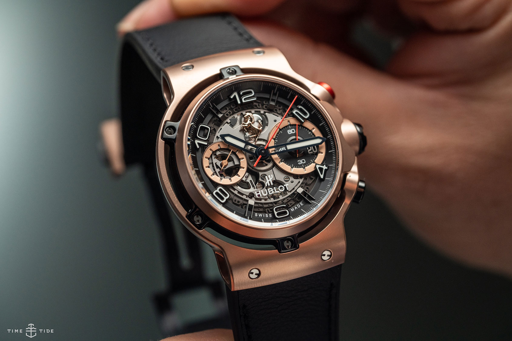 Video Hublot S Prancing Pony Time And Tide Watches