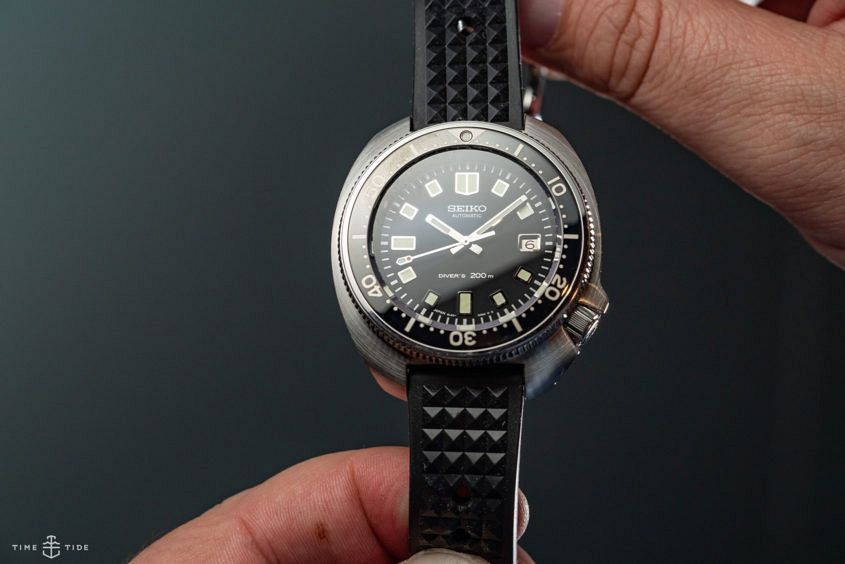 Seiko Diver's Re-creation Limited Edition SLA033