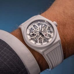 4dad70eb315c9 HANDS-ON  White heat – the Zenith Defy Classic in white ceramic