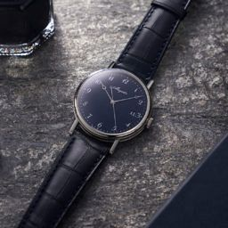 3112a1f6a8d INTRODUCING: The new Breguet Classique 5177 will have you singing the blues