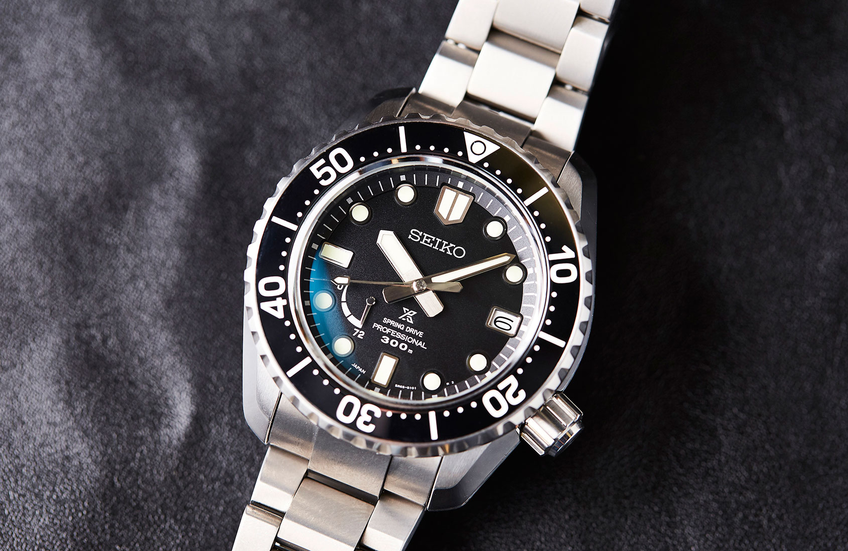 buy online 65f2e aa902 VIDEO: A closer look at the Seiko Prospex LX SNR029J | Time ...