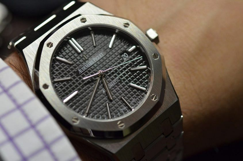 The Audemars Piguet Royal Oak 15400