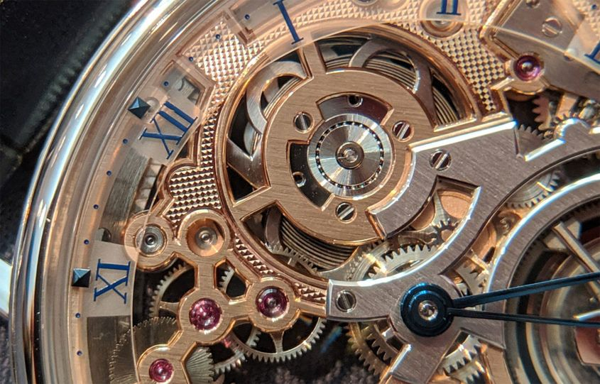 INTRODUCING: The Breguet Classique Tourbillon Extra-Flat Skeleton 5395