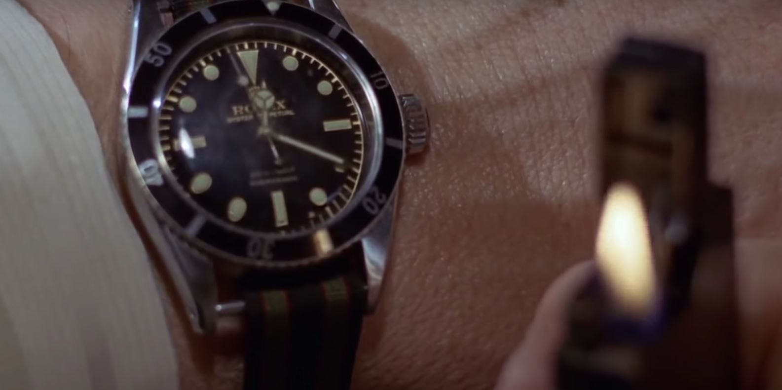 The Complete List of Bond Watches