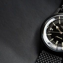 d1926bf438ac The Longines Legend Diver Black is now available for pre-sale in our shop –  with a sweetener