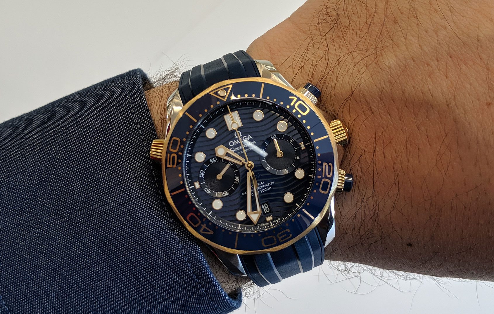 My Pick Of The 6 Best New Omega Watches For 2019, Fresh