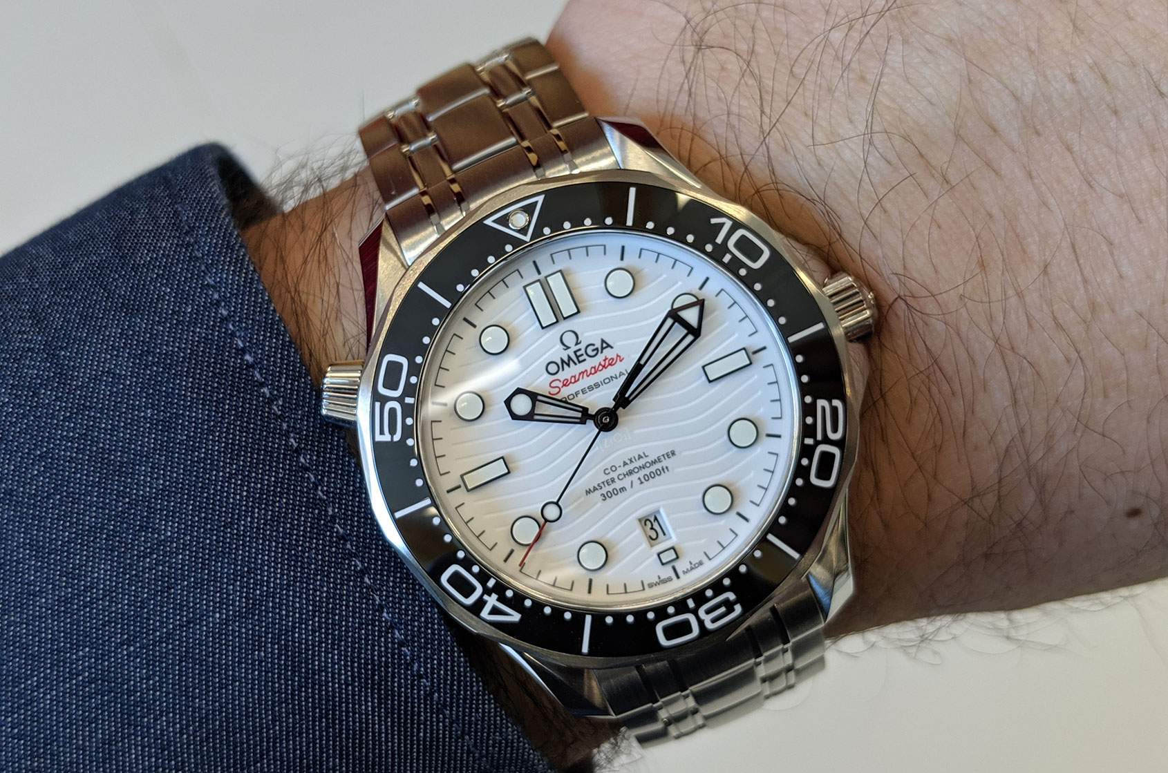 Omega Seamaster Diver 300M sleeper hits of 2019