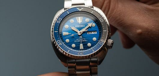 Seikos from Basel