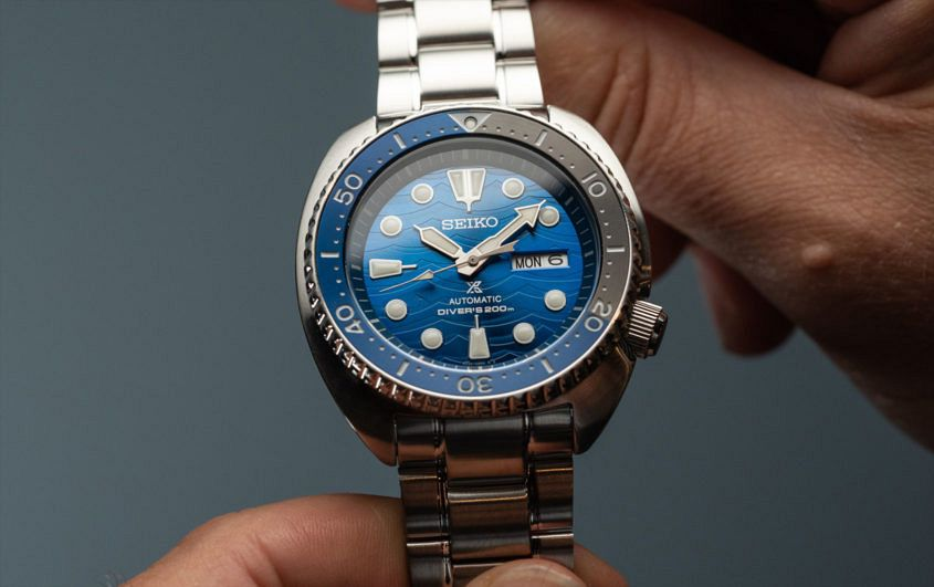 Seiko Prospex SRPD21K Save the Ocean