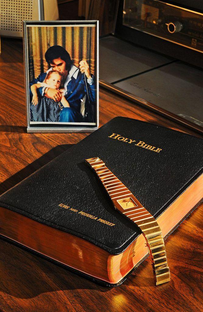 Elvis Presley's Rolex King Midas