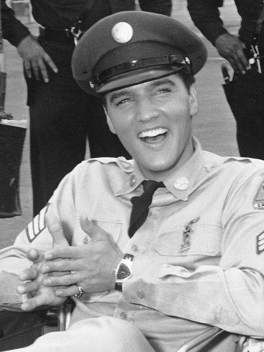 Elvis Presley's Hamilton Ventura