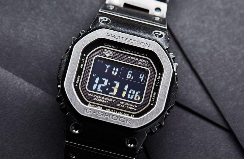 Casio G-Shock GMW-B5000V