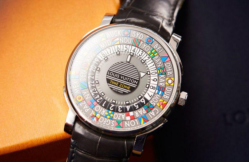 Louis Vuitton Escale Time Zone