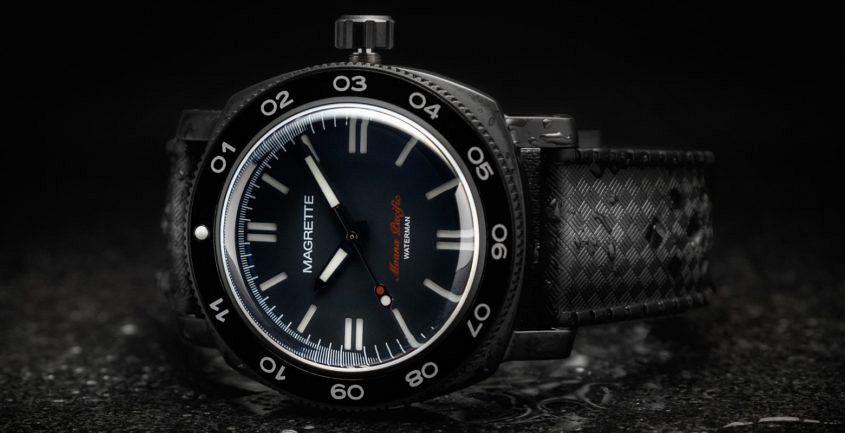 Magrette watch