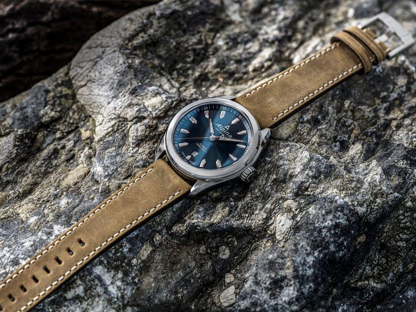 Alpina Quartz Watch