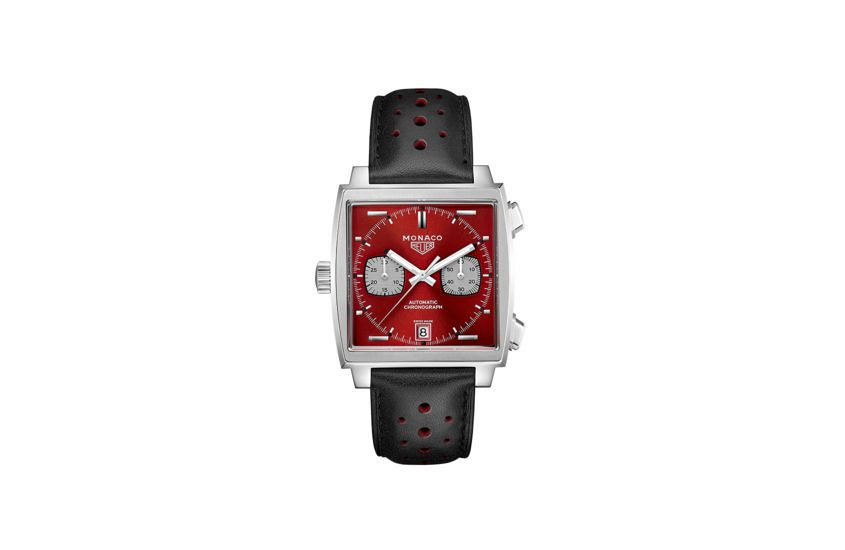 The TAG Heuer Monaco 1979 - 1989 Limited Edition