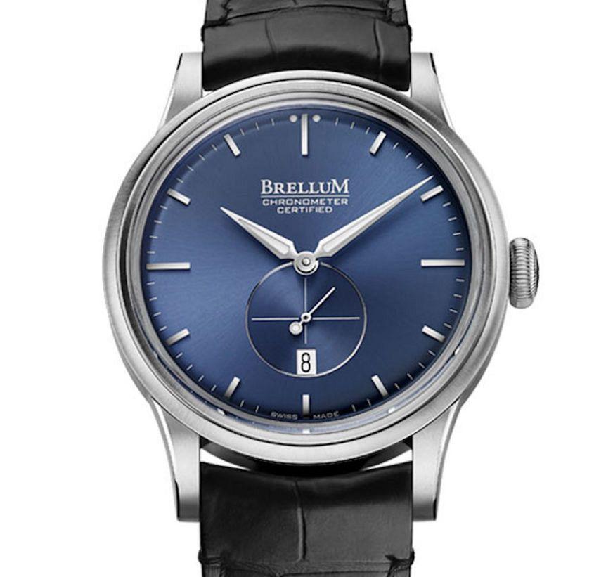 Brellum Wyvern Classic Petite Seconde Chronometer