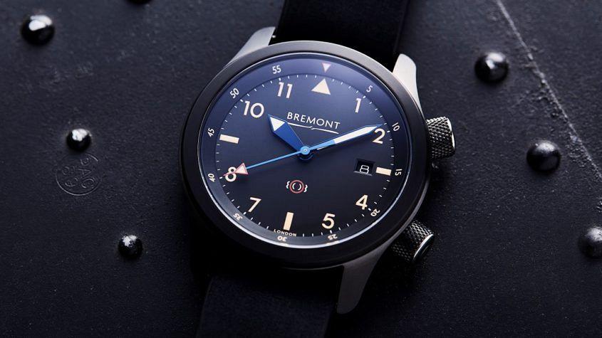 The Bremont U-2/51-JET