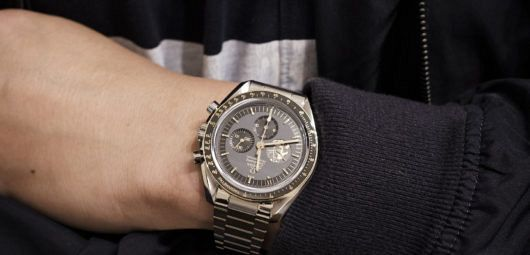 Omega 50th Anniversary Speedmaster