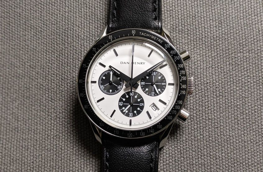 Dan Henry 1962 Racing Chronograph