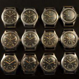 Dirty Dozen British World War 2 Military Watches