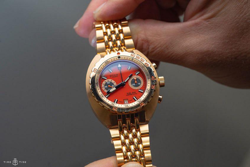 Doxa dive watch - solid gold Doxa