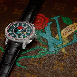 cc0b43c8537 The detail is in the dial for Louis Vuitton's Only Watch entry