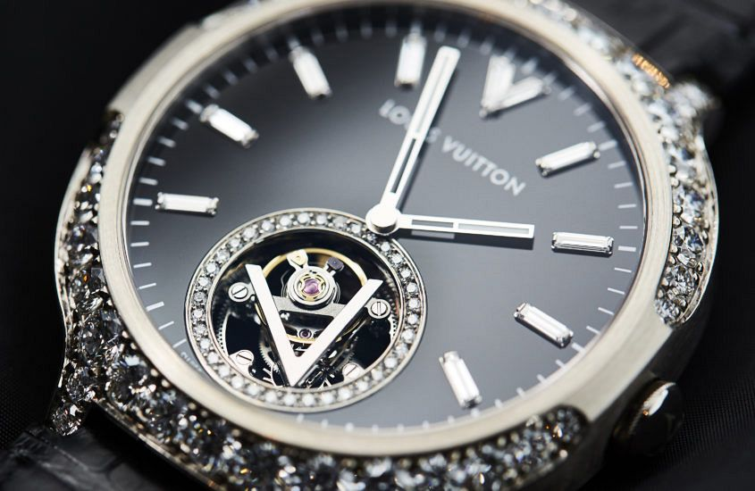 Louis Vuitton Voyager Watch