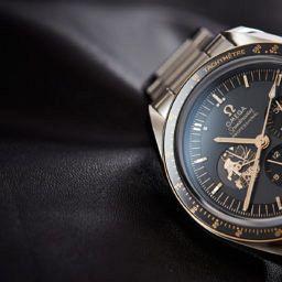 c066b1ba161f One small step for the Omega Speedmaster Apollo 11 50th Anniversary