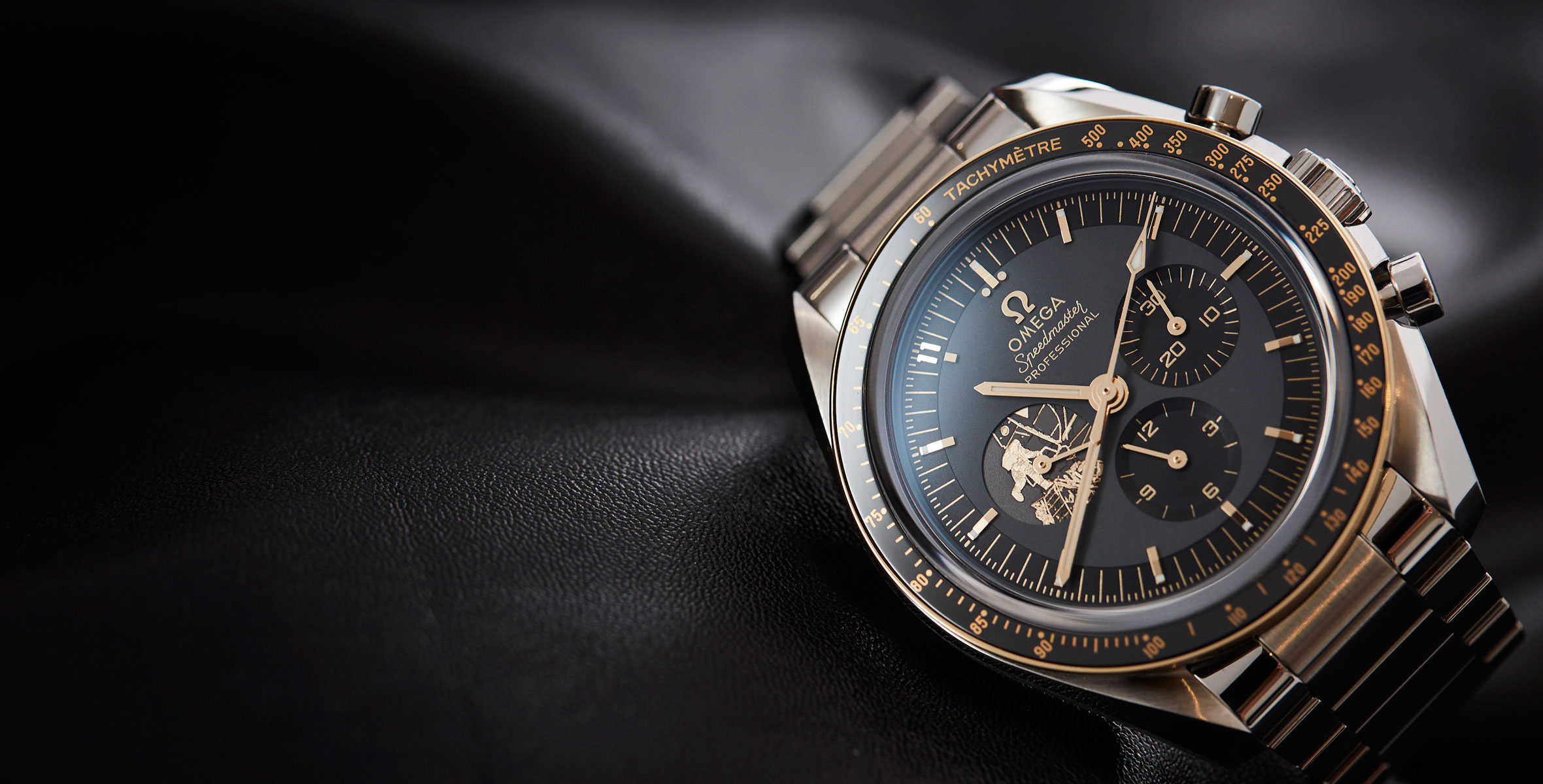 11 >> Omega Speedmaster Apollo 11 50th Anniversary Video Review