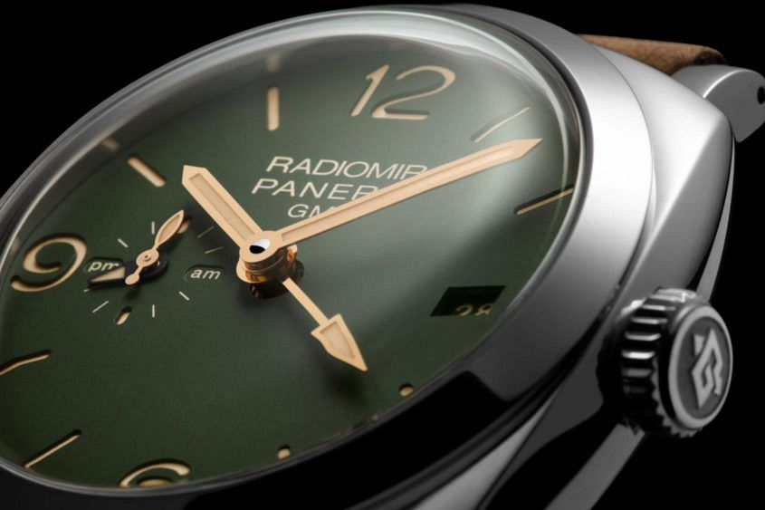 Panerai Radiomir GMT - 45mm - PAM00998
