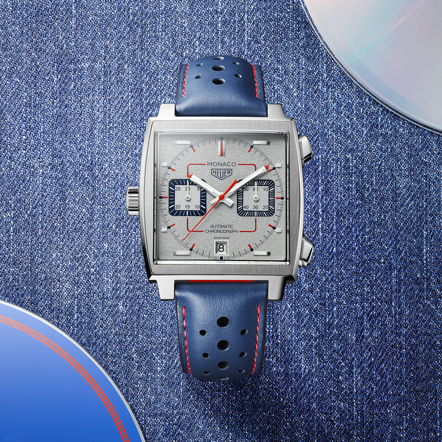 The Brand New Tag Heuer Monaco 1989 1999 Limited Edition
