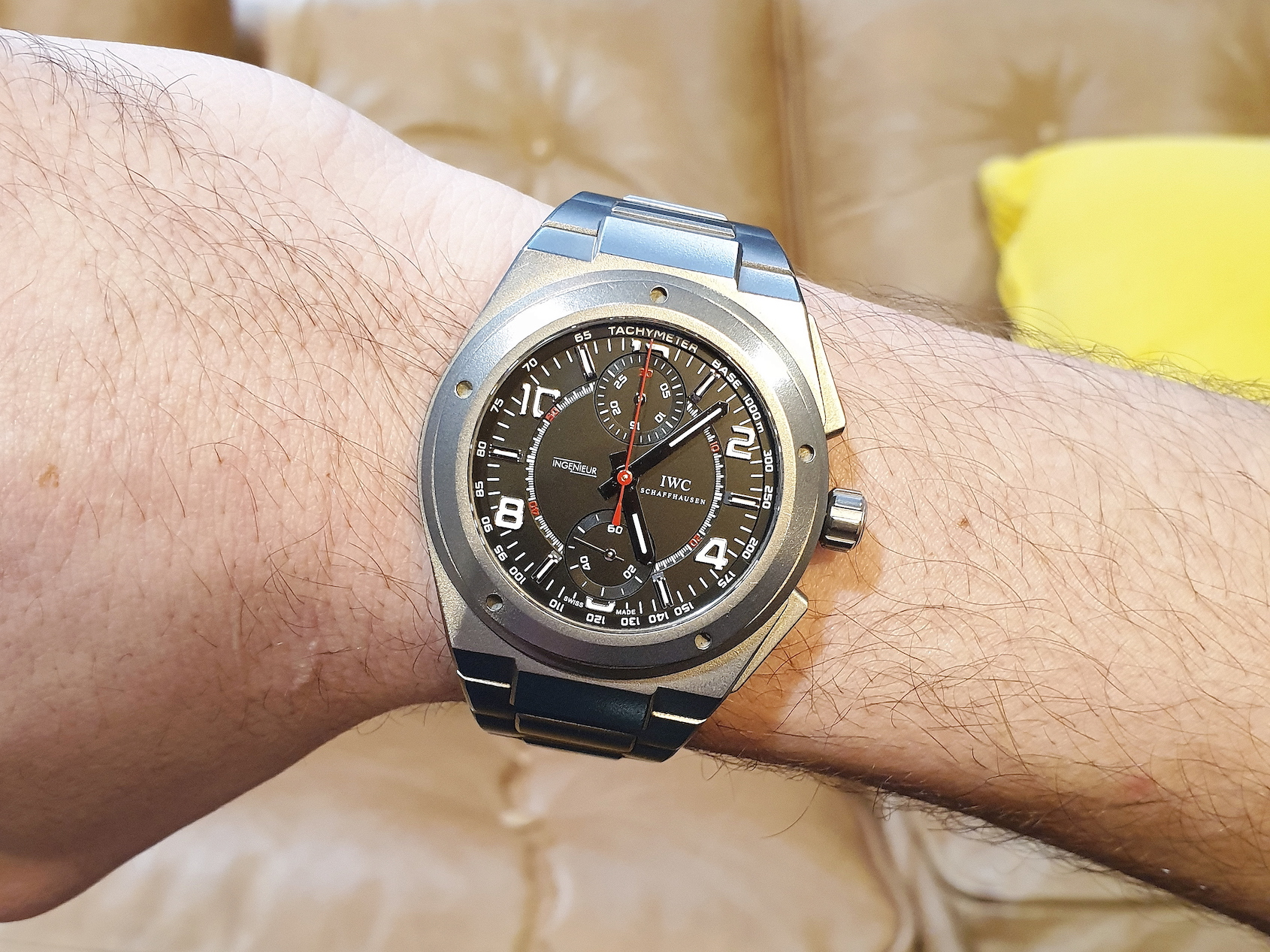 IWC Ingenieur AMG edition