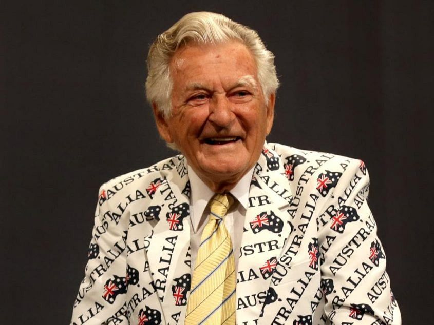 Bob Hawke's watch
