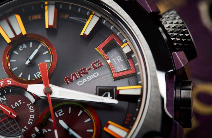 Casio MRG-G2000GA 'Gassan'