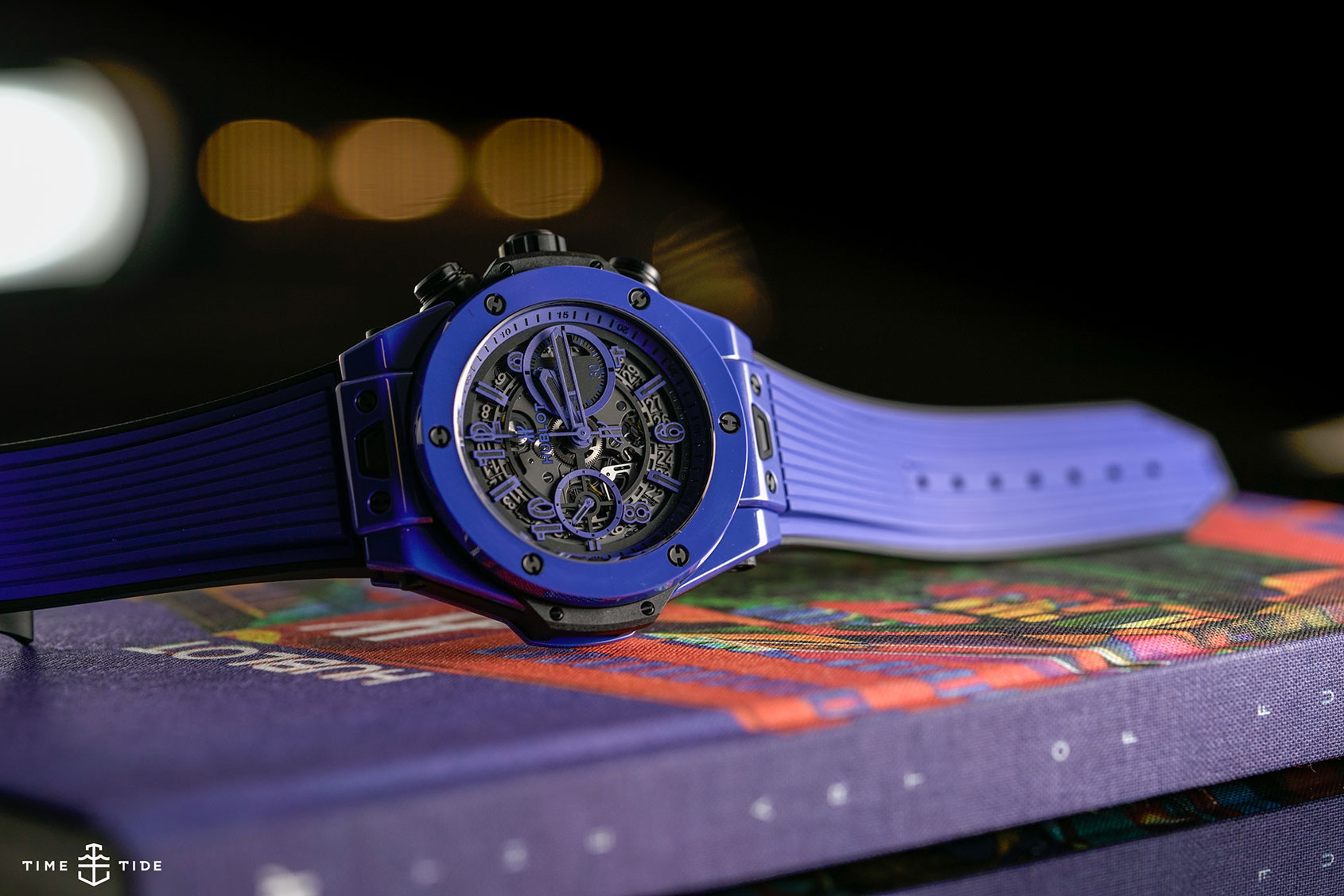 Most Colourful Watches 2019