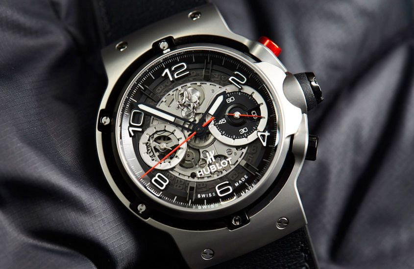 Hublot Classic Fusion Ferrari GT 11 845x550 - Keeping it classic: 3 of the best Hublot Classic Fusions