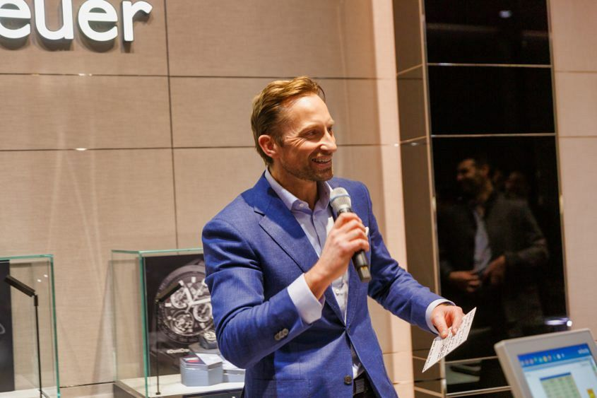 TAG Heuer in Melbourne Event