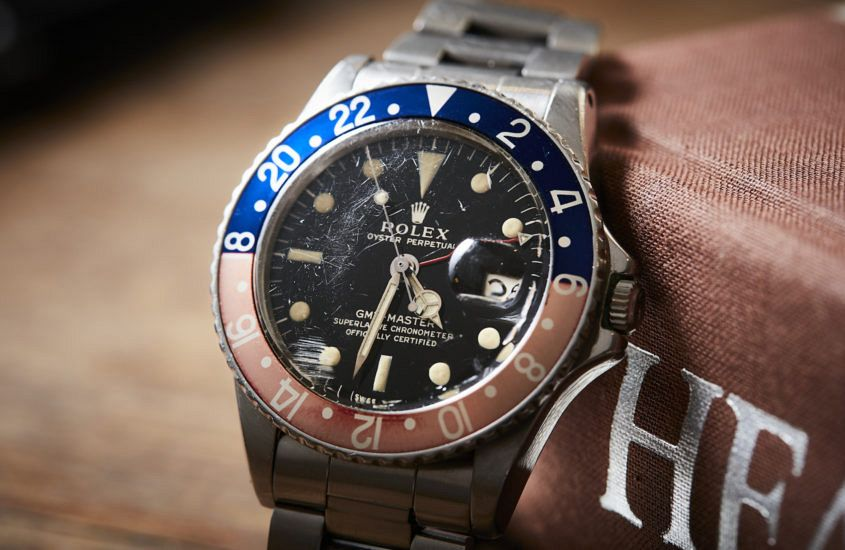 James Vintage Rolex10971 845x550 - What builds vintage watch value? Here's how to avoid totally...