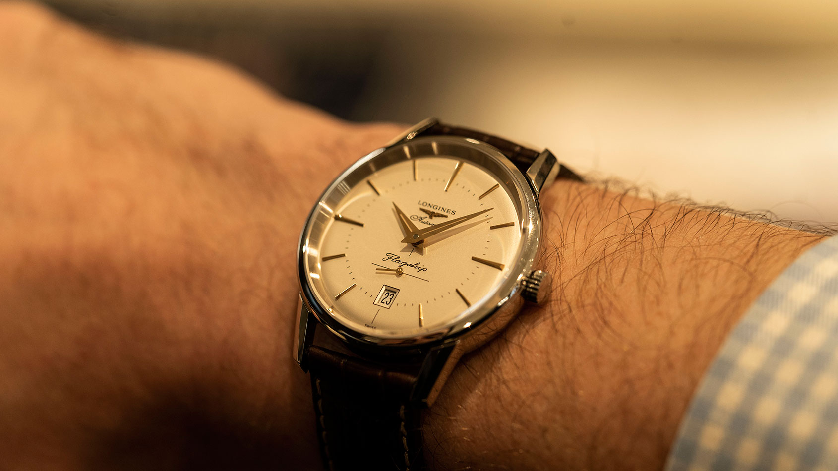 Longines Heritage Collection