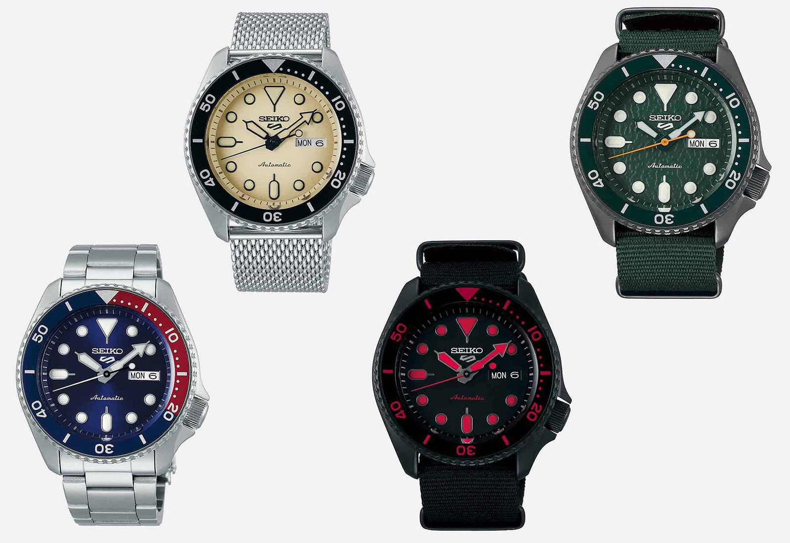 The Seiko 5 Is Alive Again Time And Tide Watches