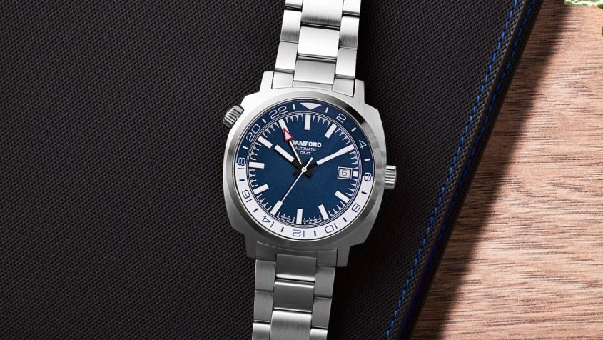 Is the Bamford London GMT a knock-out?