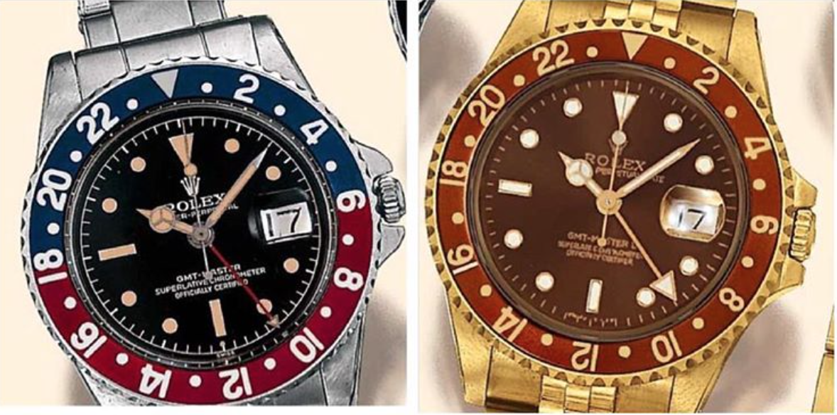 auctionlytics collectible watch change over time