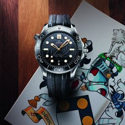 Omega Seamaster 50th Anniversary of On Her Majesty's Secret Service